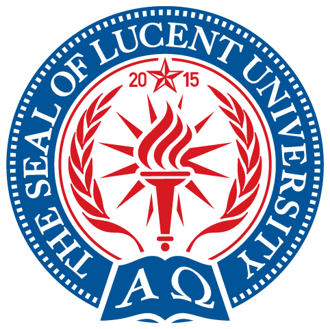 lucent university shield